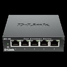 Dlink DES-105 5 port 10/100 switch