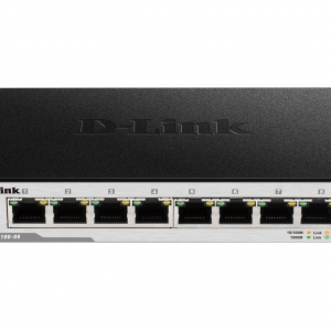 Dlink DGS-1100-08 managed switch