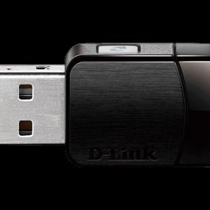 Dlink DWA-171 wireless USB adapter