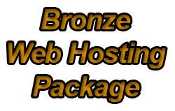 Bronze Web Hosting Package