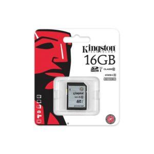 Kingston 16G SD Card