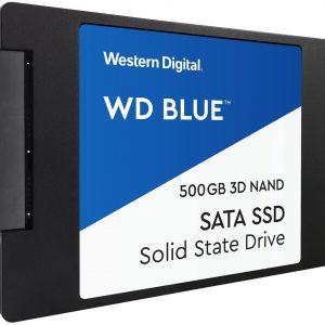 western digital blue 500 ssd