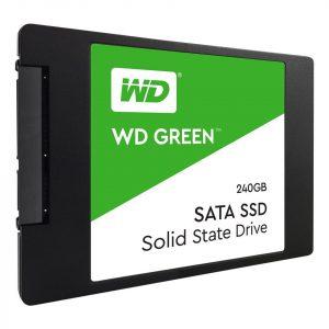 western digital green 240 ssd