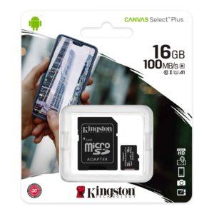 Kingston 16G Micro SD Card