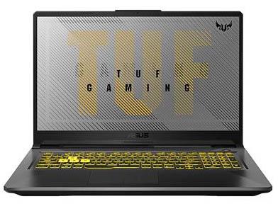 Asus TUF Gaming Laptop w/Ryzen 7-4800H GTX1660Ti Video