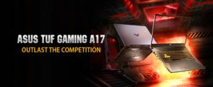 Asus TUF Ryzen 7-4800H Gaming Laptops