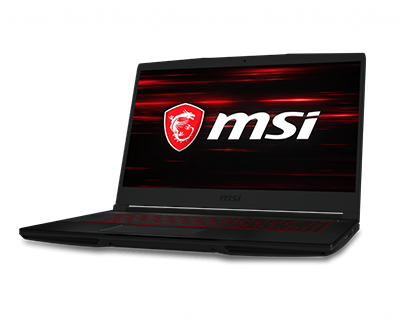 MSI GF63 Thin laptop